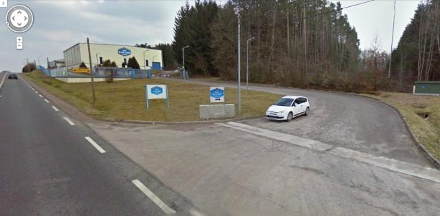 CENTRAL KARTING EPINAL LORRAINE STREET VIEW